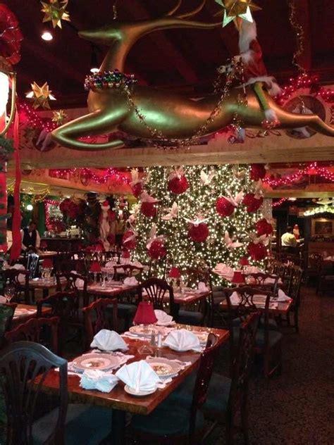 christmas decoration restaurants 7 restaurants around the world that nailed their d 233 cor
