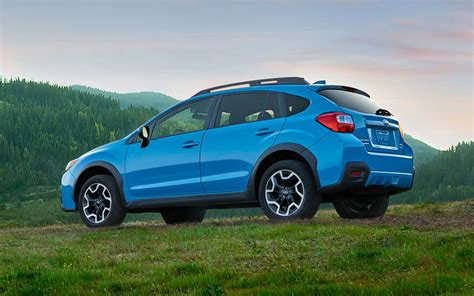 subaru suv 2016 price 2016 subaru crosstrek suv review prices best midsize suv