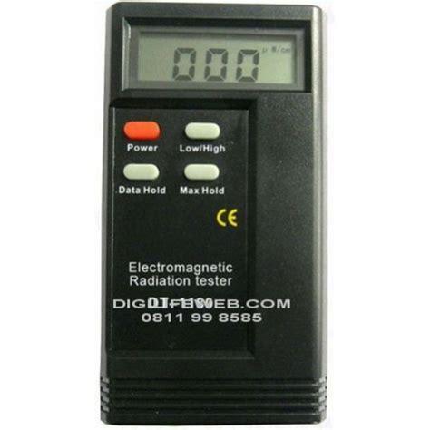 Emf Radiation Detector Alat Deteksi Radiasi Dg5 emf radiation detector alat deteksi radiasi d118