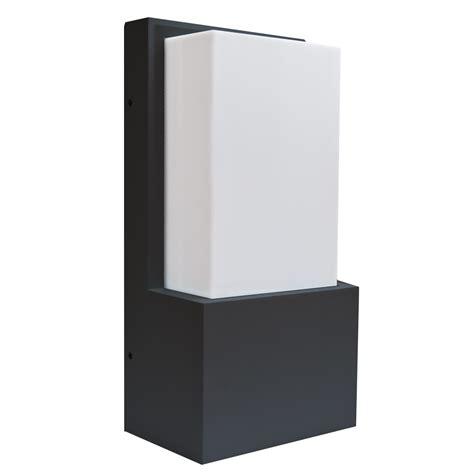 applique da parete per interni applique lada da parete plafoniera da interno grigio