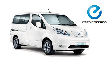 electric cars vans nissan