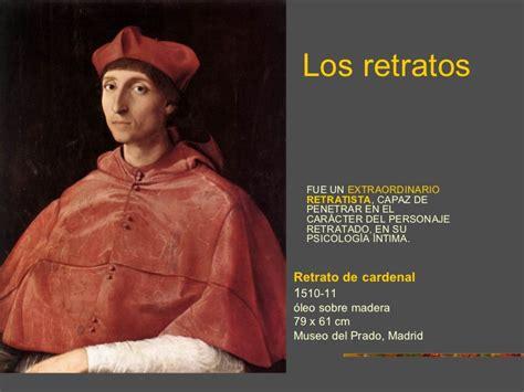 rafael retrato del papa le 243 n x con los cardenales giulio pintura del cinquecento