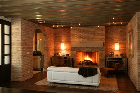 living room brick fireplace bridlepath brick fireplace