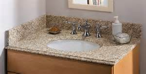 Toto Bathroom Sink Faucets by Golden Hill Granite Vanity Top W White Undermount Sink And