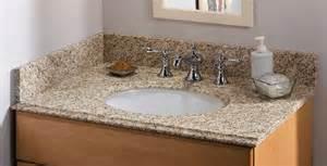 Granite Vanity Top With Biscuit Sink Golden Hill Granite Vanity Top W White Undermount Sink And