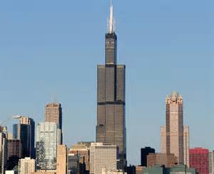 The willis tower formerly sears tower maintains a commanding