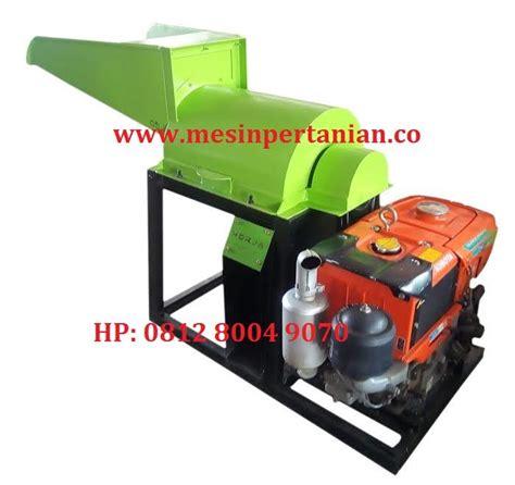 Harga Mesin Pencacah Rumput Bekas jual mesin pencacah rumput kompos jerami horja cpsec04
