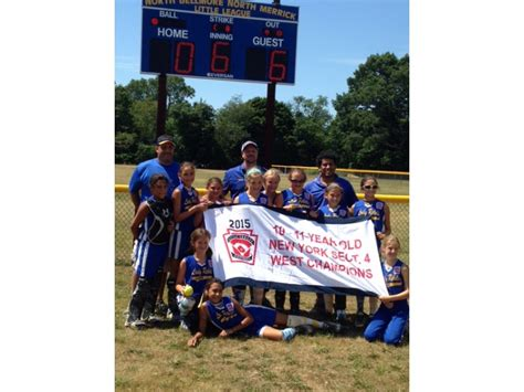 section 4 little league ny nbnm 10u lady rebels section 4 west chs bellmore