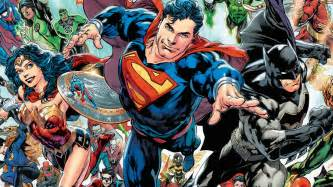 To Dc Rebirth Geoff Johns Talks About Bringing Back To