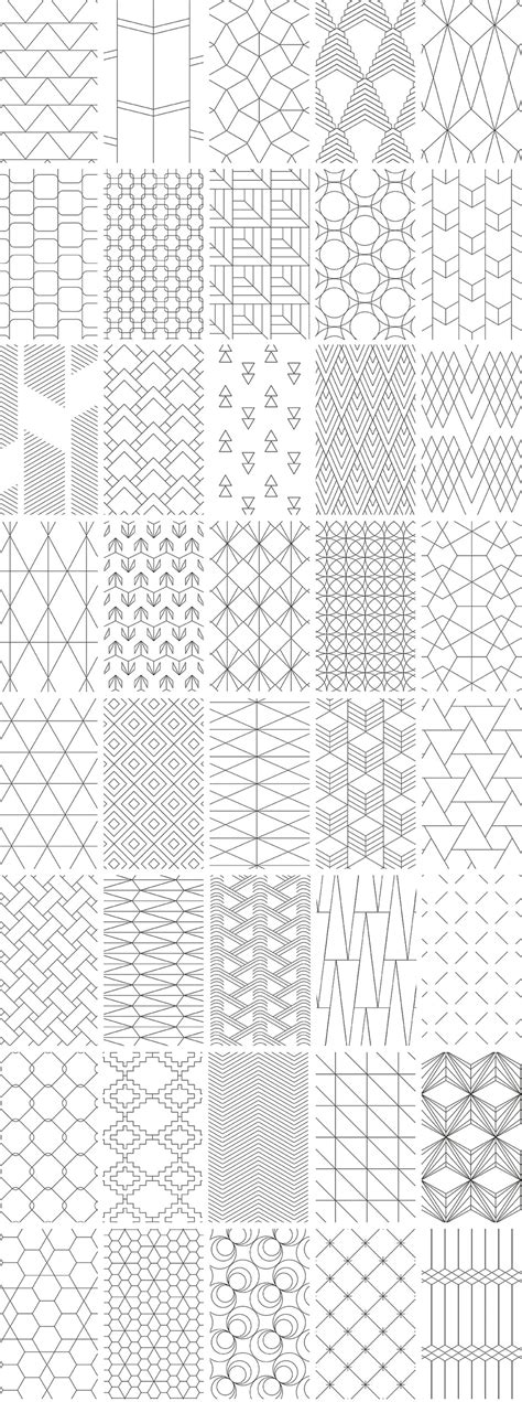 line pattern easy simple line geometric patterns design cuts design cuts