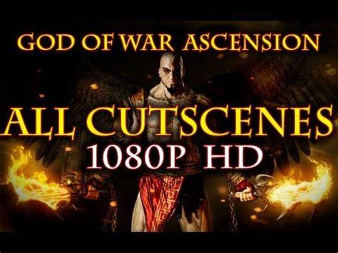 god of war ascension film complet god of war ascension all cutscenes 1080p hd god of