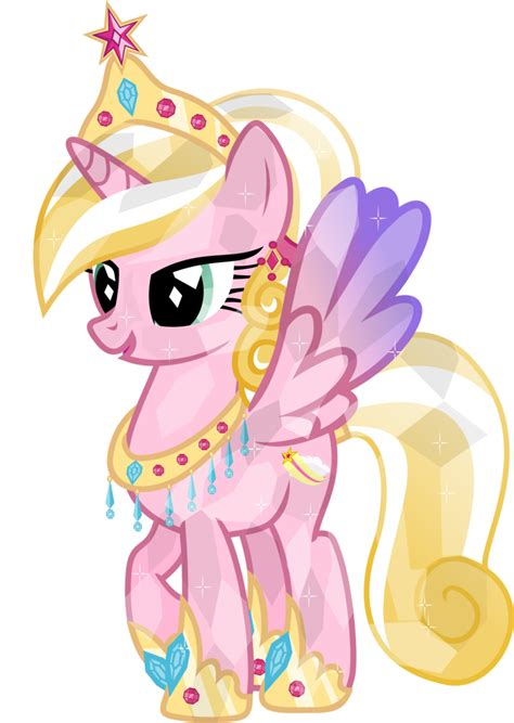 pony friendship  magic images crystal ponies
