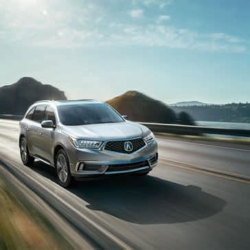 learn about the 2018 acura mdx acura of escondido