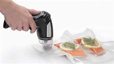 Vaccum Food how a chamber vacuum sealer works joe piscopo