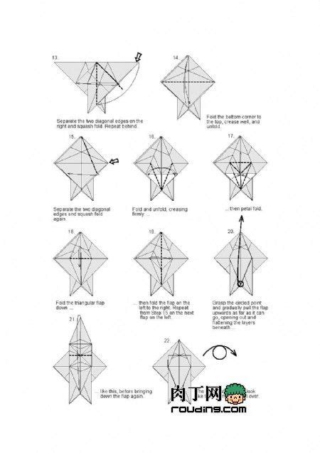 Origami Eagle Diagram - 17 best ideas about origami eagle on origami