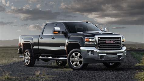 choose your 2019 gmc sierra hd heavy duty pickup truck