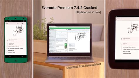 evernote premium apk evernote premium 7 4 2 apk cracked pro plus mod