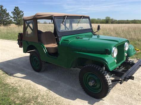 jeep frame 1955 jeep cj5 frame restoration