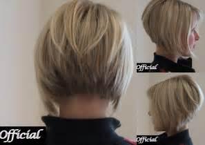 coiffure carre plongeant tres court