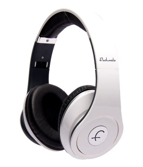 Headphone Flashmob buy flashmob dynamic stereo headphone at best price