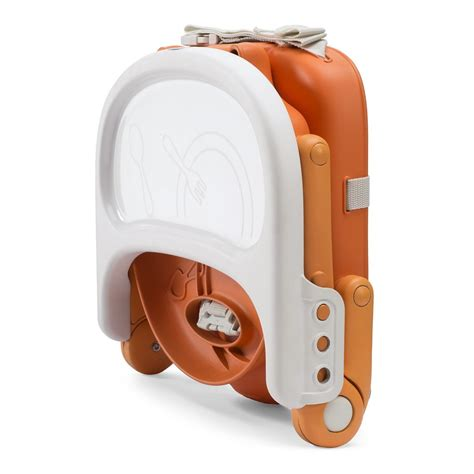 Chicco Pocket Snack Seat chicco pocket snack booster seat mandarino chair portable travel compact orange 163 23 05