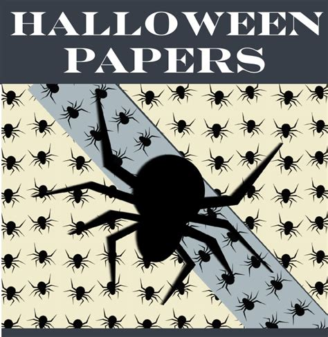 printable halloween wrapping paper 96 best papeles printables images on pinterest