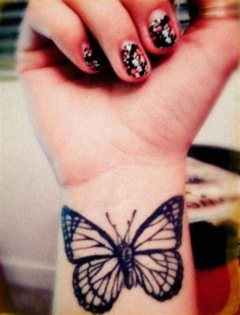 79 beautiful butterfly wrist tattoos