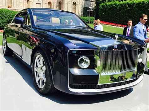 world s most expensive car 12 8 million rolls royce