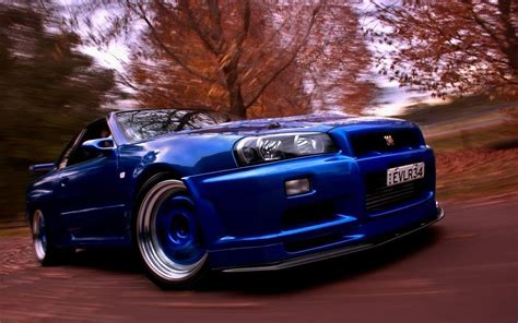 nissan skyline r34 custom nissan skyline gtr r34 wallpapers wallpaper cave