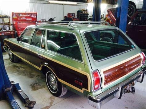 old car repair manuals 1976 plymouth volare interior lighting 1977 dodge aspen special edition wagon 4 door 5 2l survivor barn find classic dodge other 1977