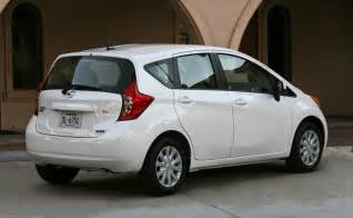 2014 Nissan Versa Note S 2014 Nissan Versa Note Test Drive Review Cargurus