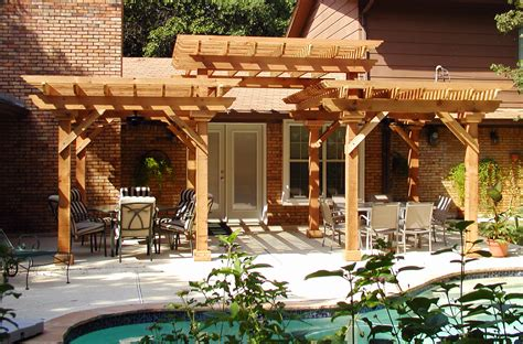 pergola builder in salt lake and park city