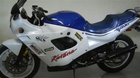 1988 Suzuki Katana 600 1988 Suzuki Gsx600f Katana