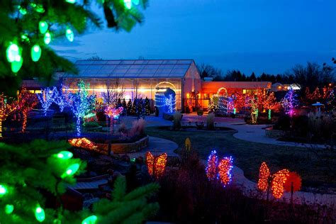 5 Fort Collins Outdoor Holiday Light Displays You Need To Outdoor Light Displays