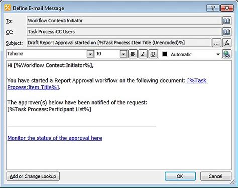 sharepoint 2010 workflow reminder email sharepoint approval workflow email notification 28