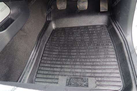 nissan navara np300 deep tray rubber floor mats car mats