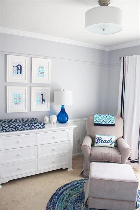Baby Boy Bedroom by Boy Blue Nursery Elephant Nursery Ideas Baby
