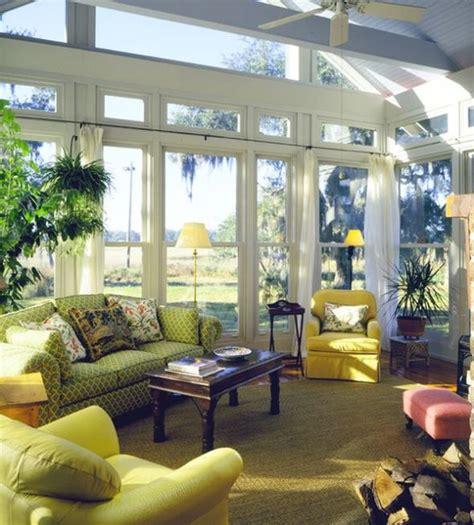 sunroom furniture design ideas