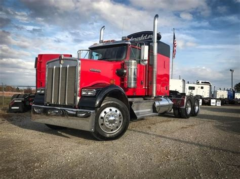2012 kenworth trucks for sale 2012 kenworth w900 conventional trucks for sale used