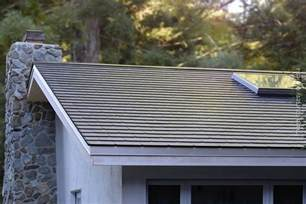 Tesla Solar Roof Tesla Tile Trials Solar Roof Pilots Begin Digitized House