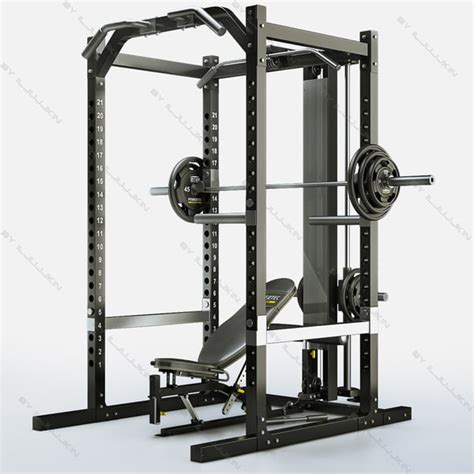 Powertec Power Rack With Lat Tower by Powertec Multi Dimensions Crafts