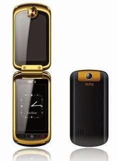 Handphone Mito 680 3 5 Inch mito 680 sang quot feel the flip quot dari mito