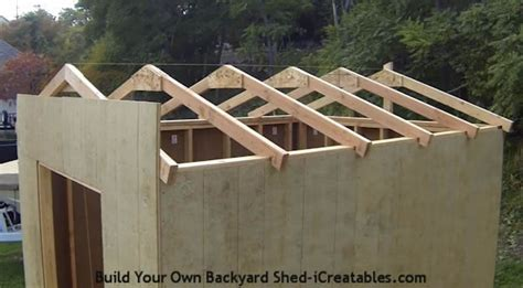 build  shed storage shed building instructions