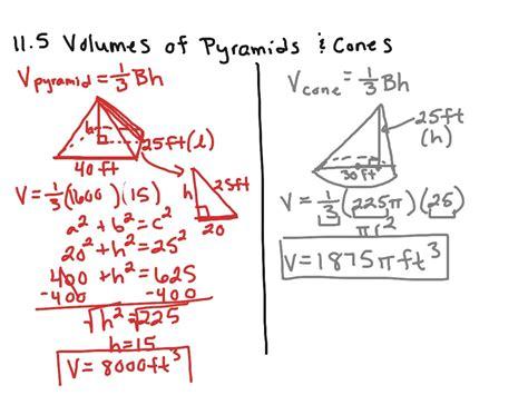 Volume Of Pyramid Worksheet by Uncategorized Volume Of Pyramids And Cones Worksheet
