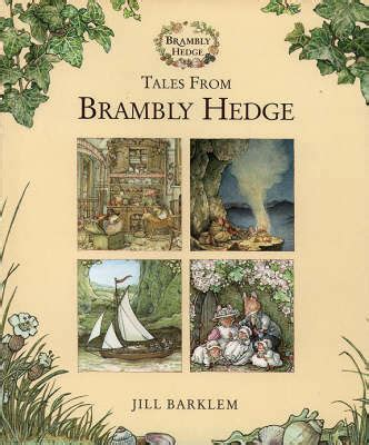 winter story brambly hedge books tales from brambly hedge summer reading challenge