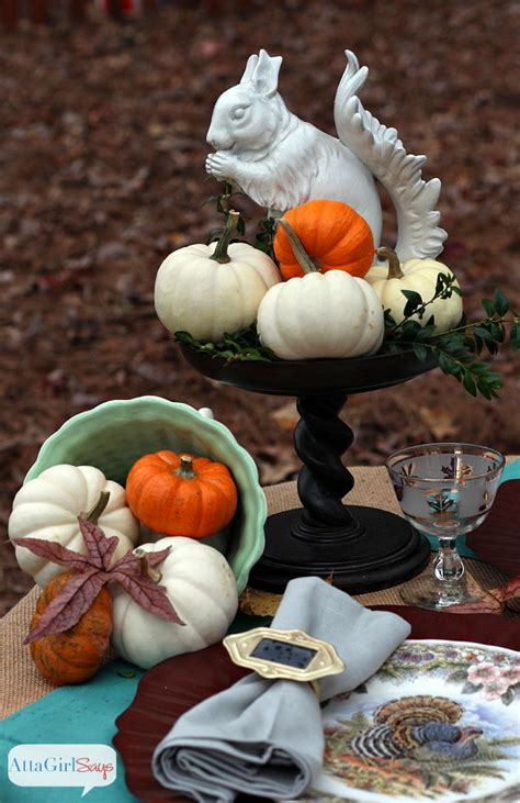 thanksgiving outdoor table decorations simple outdoor thanksgiving table decorations atta says