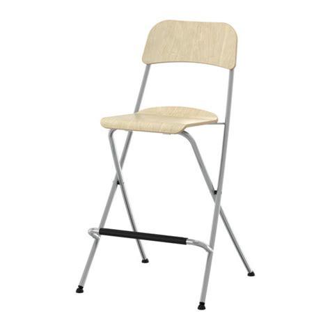 sgabello bar pieghevole franklin sedia bar pieghevole 63 cm ikea