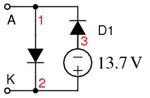 1n34a diode spice model spice models diodes and rectifiers electronics textbook