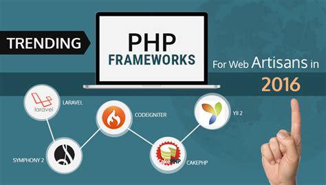 framework php best trending php framework for web artisans in 2016