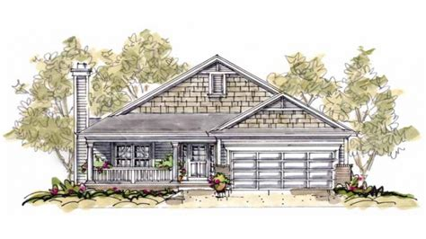 Small Cozy House Plans by Small Cottage House Plans With Porches Cozy Cottage House
